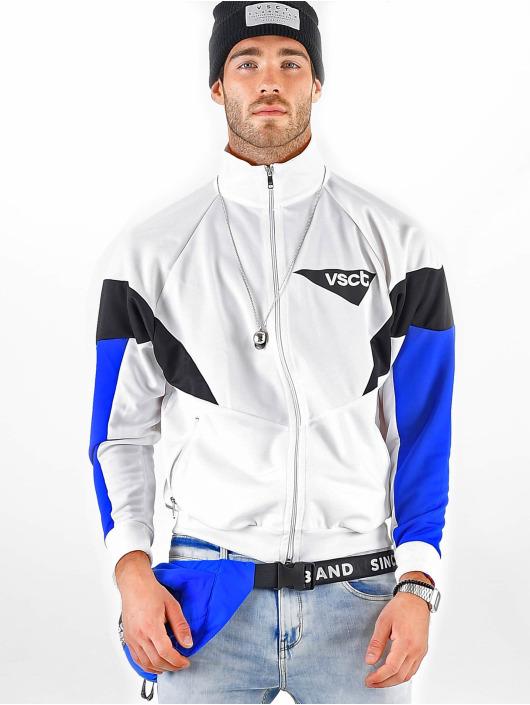 VSCT Clubwear Lightweight Jacket Retro Logo white
