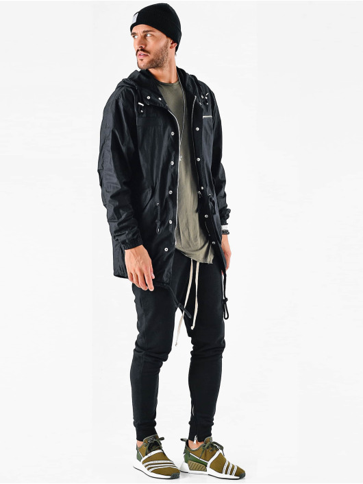 VSCT Clubwear Parka Luxury Corporate Summer black