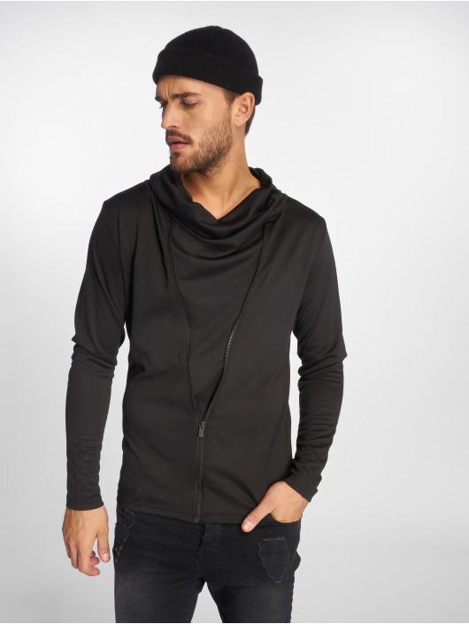 VSCT Clubwear Pullover Tube Collar black