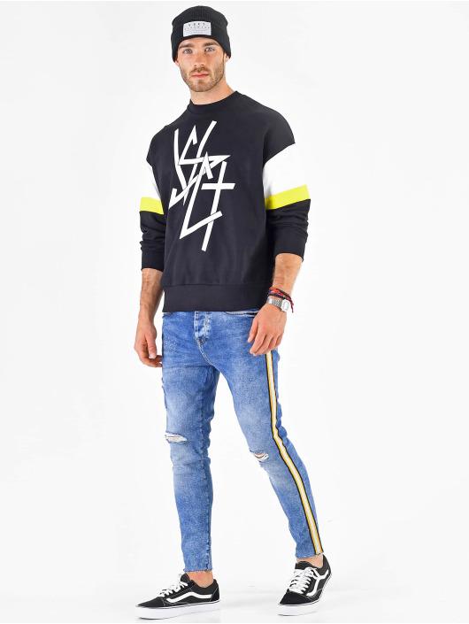 VSCT Clubwear Pullover Coach Retro Crew blue