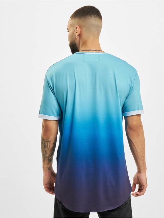 VSCT Clubwear T-Shirt Graded Logo Ocean Blues blue