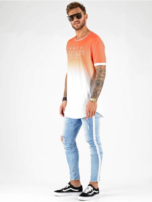 VSCT Clubwear T-Shirt Graded Logo Cuja Mara orange