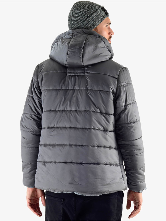 VSCT Clubwear Winter Jacket Padded gray