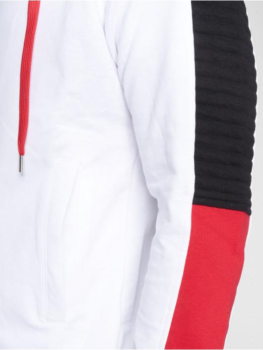 VSCT Clubwear Zip Hoodie Biker white