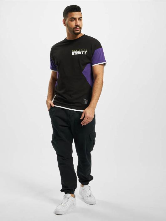 Who Shot Ya? T-Shirt Shooter Slam purple