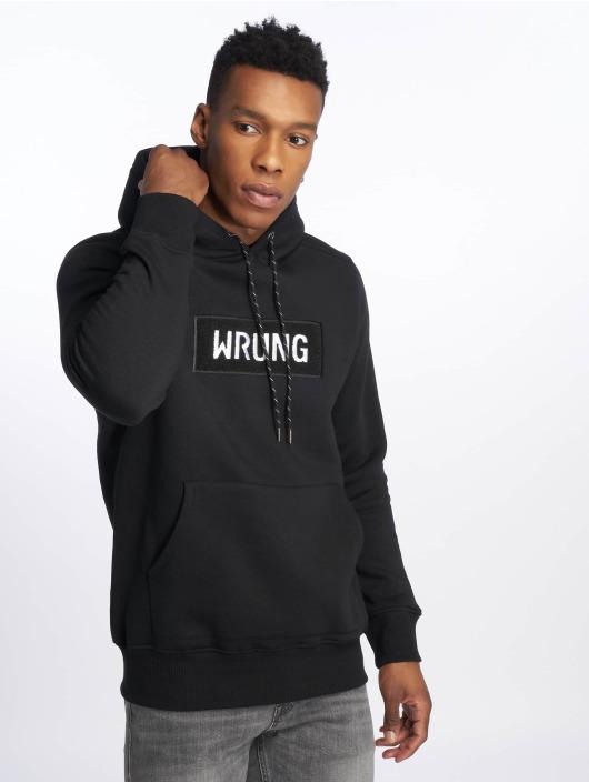 Wrung Division Hoodie Boxter black