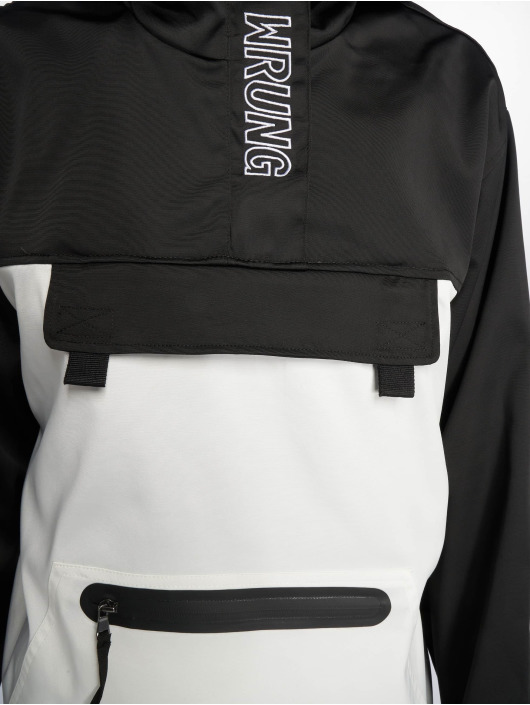 Wrung Division Lightweight Jacket Division Wnd white