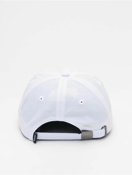 Wrung Division Snapback Cap Og 90 white