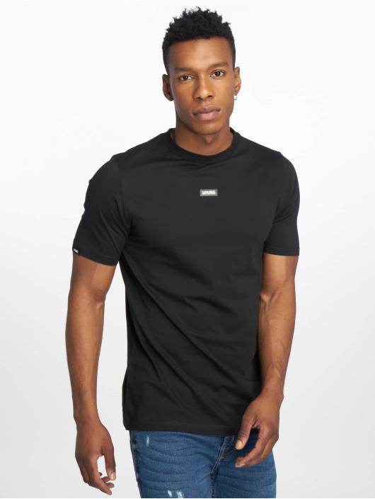 Wrung Division T-Shirt Caution black