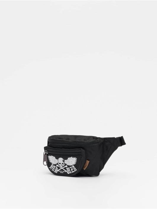Yakuza Bag Fyling Skull black