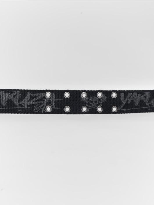 Yakuza Belt Rookie Canvas black