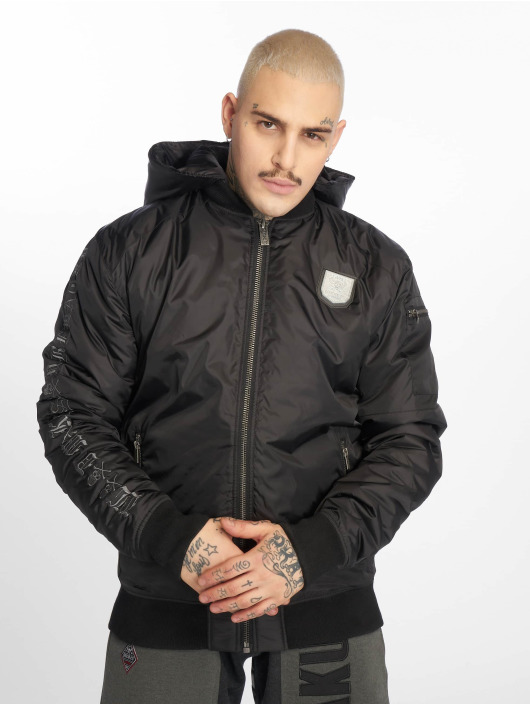 Yakuza Bomber jacket Rookie black