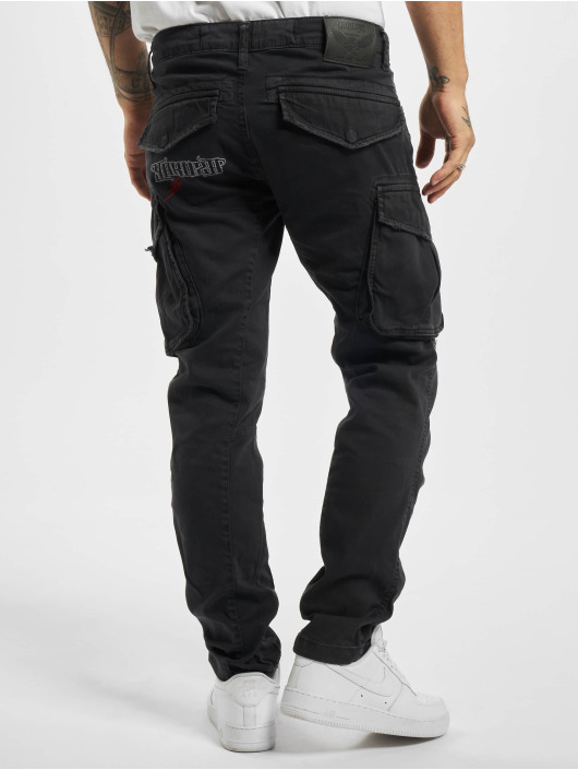 Yakuza Cargo pants Tokyo black