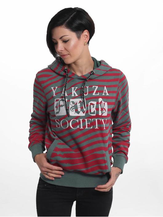 Yakuza Hoodie Trip gray