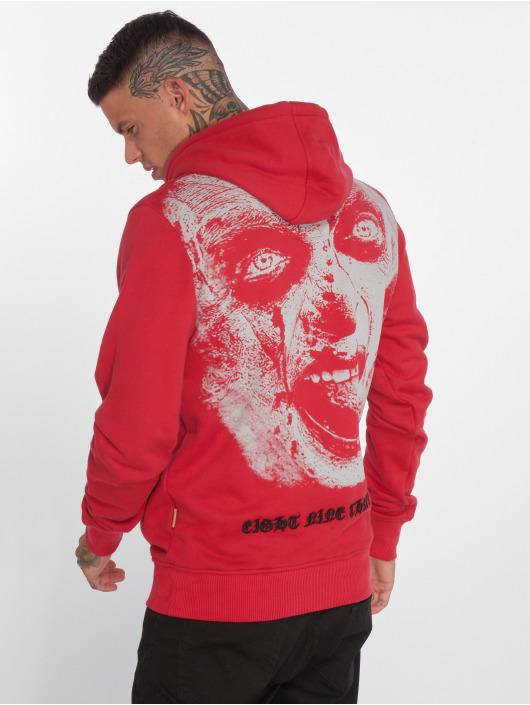 Yakuza Hoodie Undead red