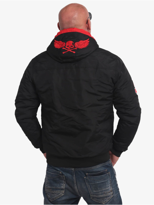 Yakuza Lightweight Jacket Block black