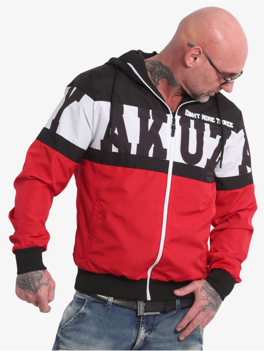 Yakuza Lightweight Jacket Tri Star black