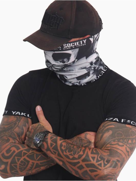 Yakuza Scarve / Shawl Nippon Muerte black