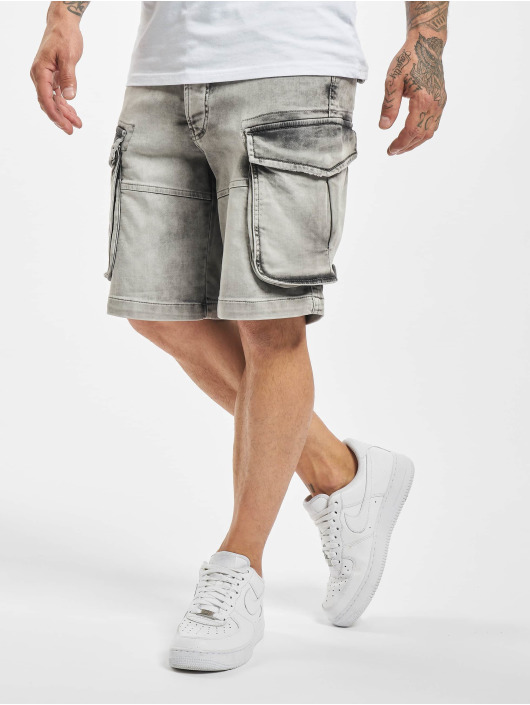 Yakuza Short Drip gray