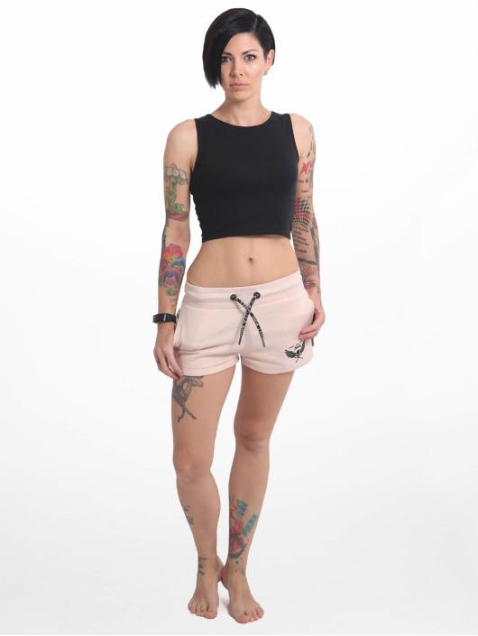 Yakuza Short Emb pink