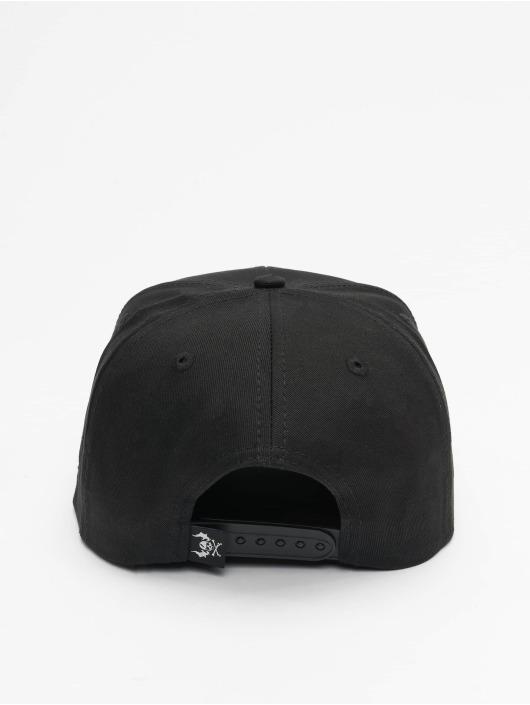 Yakuza Snapback Cap Society black