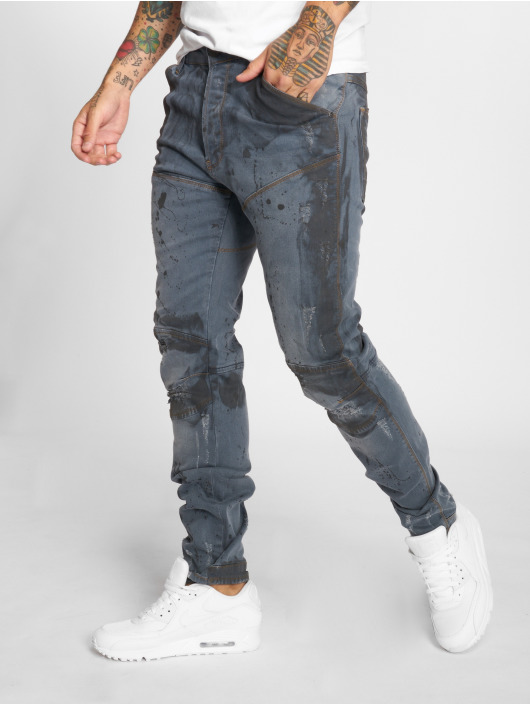 Yakuza Straight Fit Jeans 893 blue