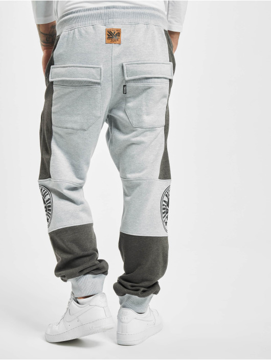 Yakuza Sweat Pant Inner Circle Anti Fit gray