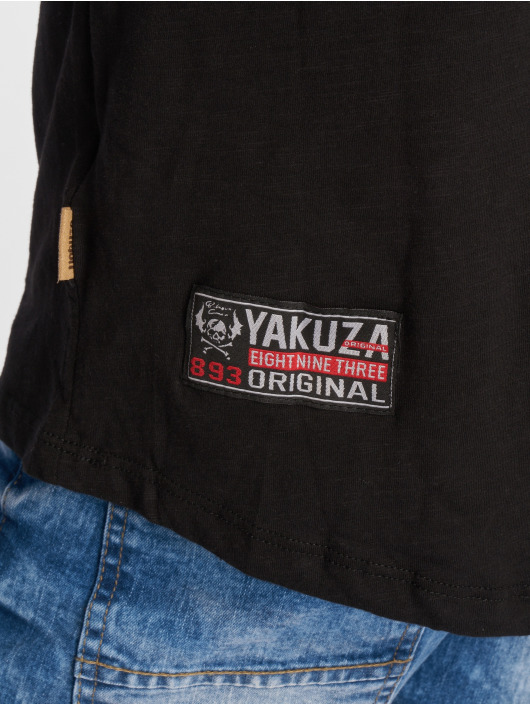 Yakuza T-Shirt Basic black
