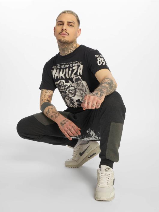 Yakuza T-Shirt Enemy black