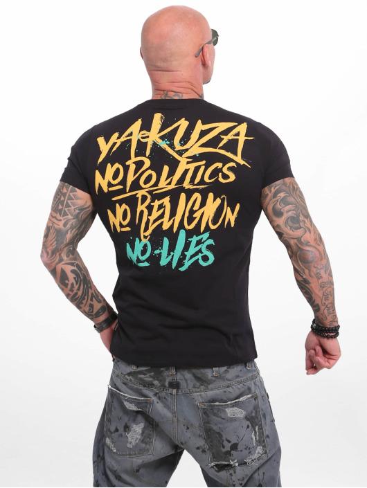 Yakuza T-Shirt No No No black