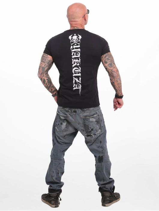 Yakuza T-Shirt Own Head black