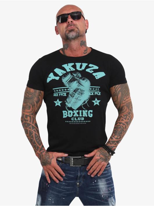 Yakuza T-Shirt Boxing Club black