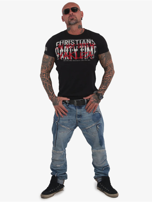 Yakuza T-Shirt Party Time black