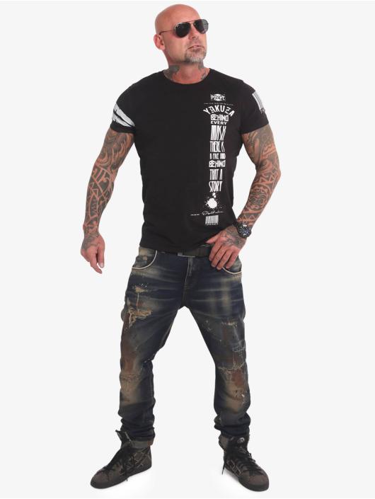 Yakuza T-Shirt Ulster black