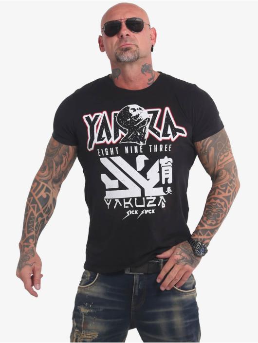 Yakuza T-Shirt Nippon Zombie black