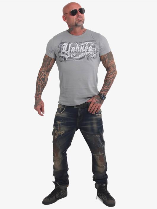 Yakuza T-Shirt Glory gray