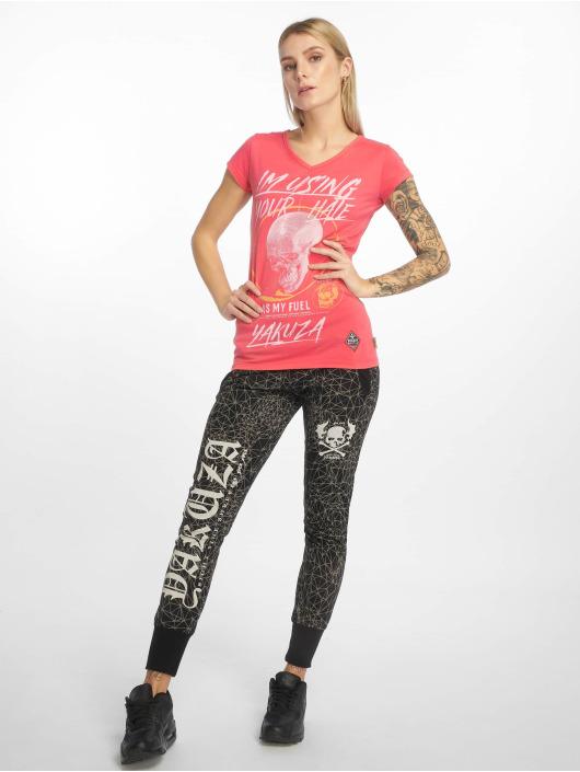 Yakuza T-Shirt Your Hate pink