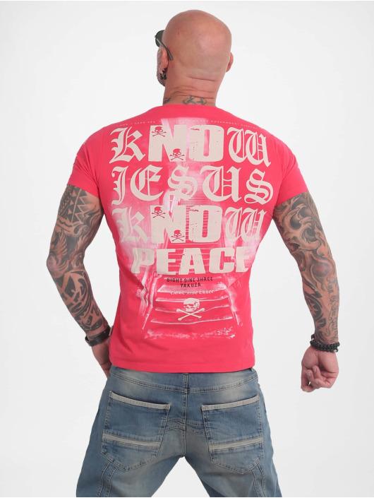 Yakuza T-Shirt Know pink