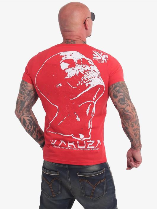 Yakuza T-Shirt Nippon Zombie red