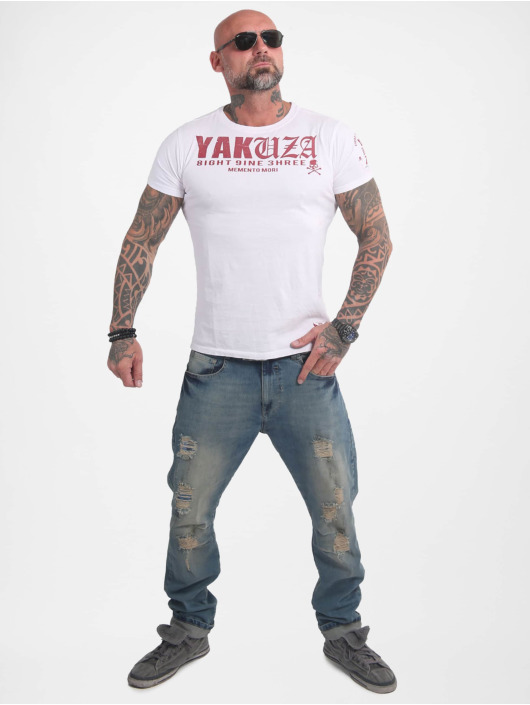Yakuza T-Shirt Know white