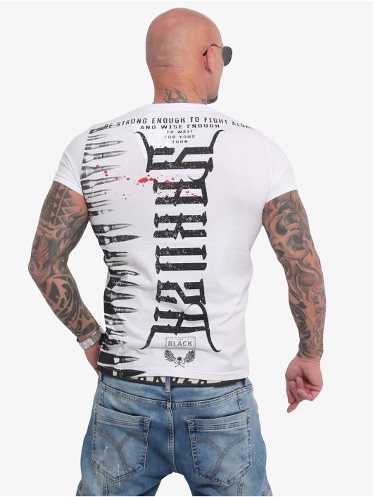 Yakuza T-Shirt Ammo white
