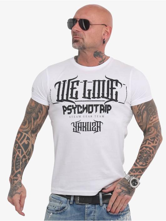 Yakuza T-Shirt We Love white