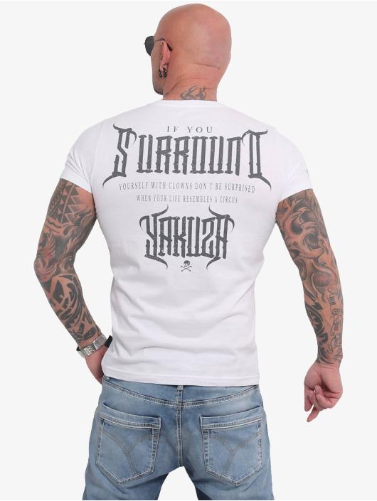 Yakuza T-Shirt Surround white