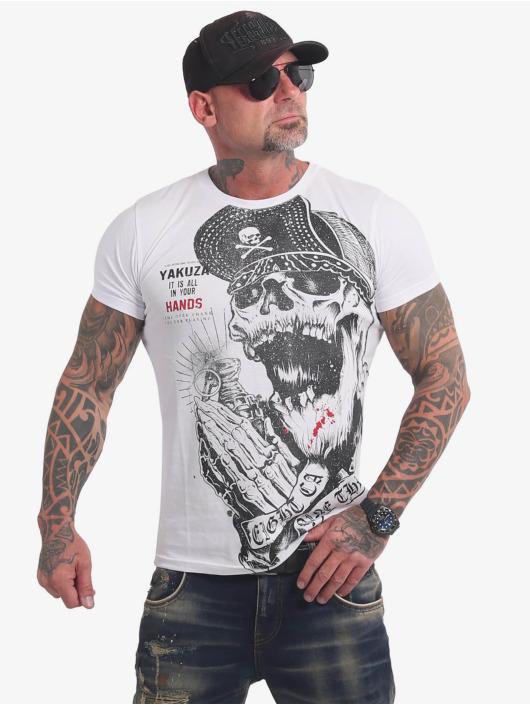Yakuza T-Shirt Carnal white