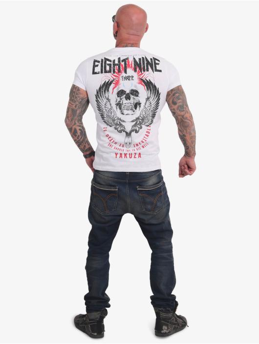 Yakuza T-Shirt Inevitable white
