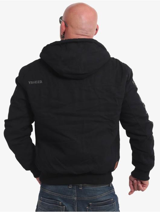 Yakuza Winter Jacket Rookie black