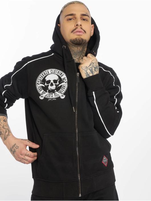 Yakuza Zip Hoodie Daily Jolly black
