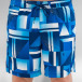 Quiksilver Badeshorts Check Remix Volley 17 blue 3