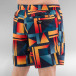 Quiksilver Badeshorts Check Remix Volley 17 blue 2