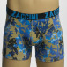 Zaccini Boxer Short Painted Flowers green 1
